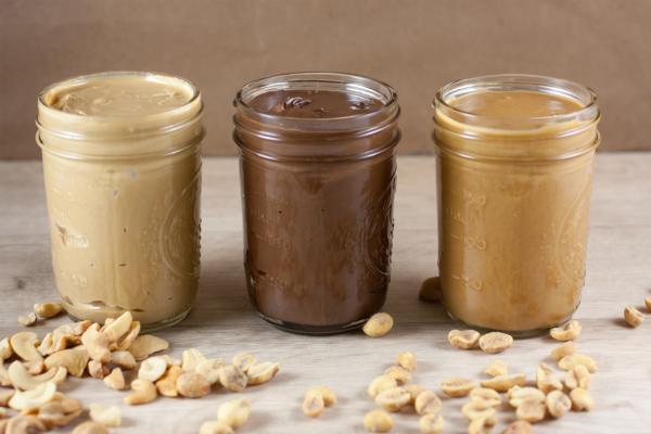 Nut Pastes